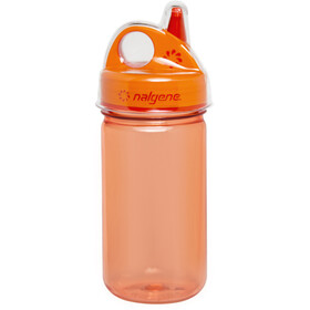 Nalgene Everyday Grip-n-Gulp Bottle 350ml orange